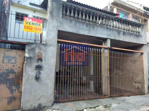 Casa, código 277484 em São Paulo, bairro Americanópolis