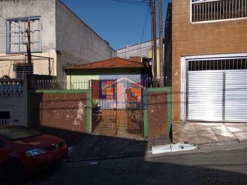 Casa, código 277541 em São Paulo, bairro Vila Fachini