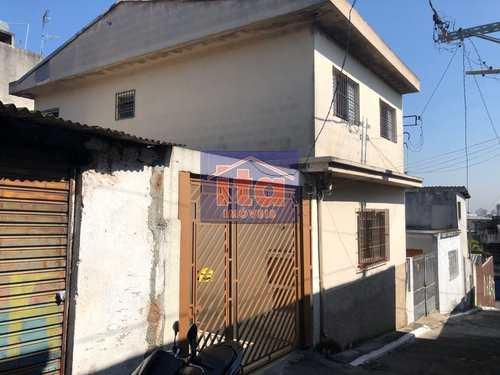 Sobrado, código 277552 em São Paulo, bairro Americanópolis