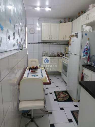Apartamento, código 750 em São Vicente, bairro Morro dos Barbosas