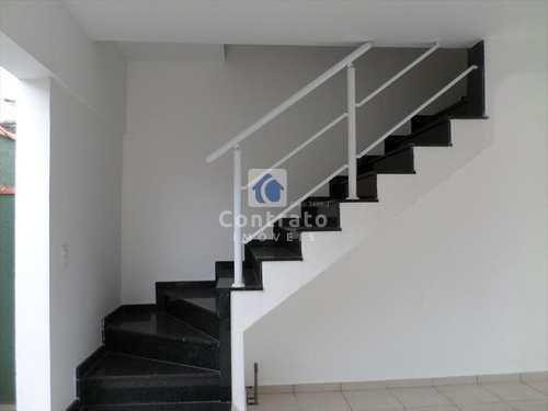 Casa, código 747 em São Vicente, bairro Vila Cascatinha