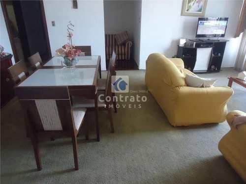 Apartamento, código 728 em São Vicente, bairro Centro