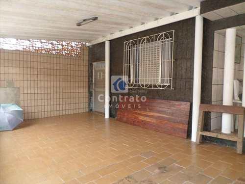 Casa, código 726 em São Vicente, bairro Vila Cascatinha
