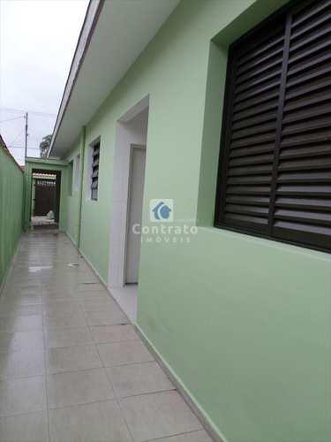 Casa, código 691 em São Vicente, bairro Vila São Jorge