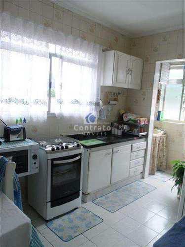 Apartamento, código 692 em São Vicente, bairro Jardim Independência