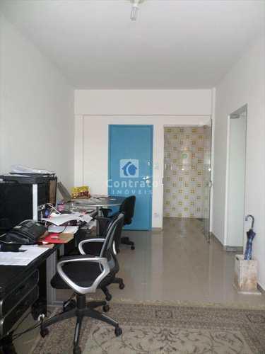 Apartamento, código 659 em São Vicente, bairro Catiapoa