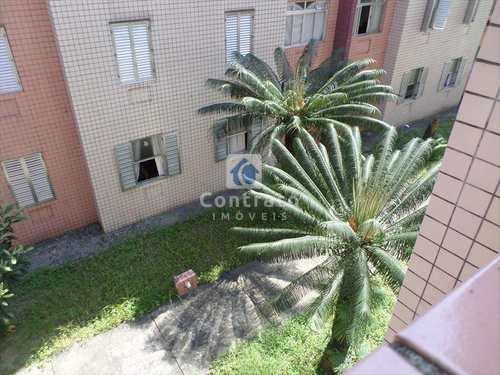 Apartamento, código 638 em São Vicente, bairro Jardim Independência