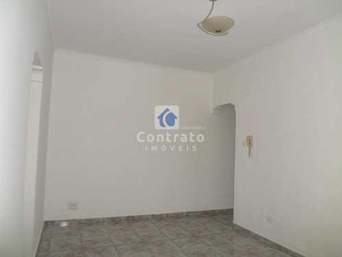 Apartamento, código 616 em São Vicente, bairro Vila Valença
