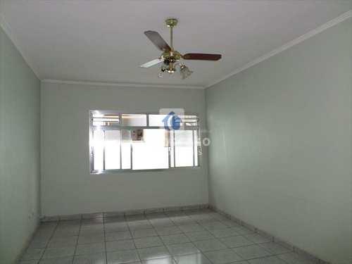 Apartamento, código 611 em Cubatão, bairro Jardim Casqueiro
