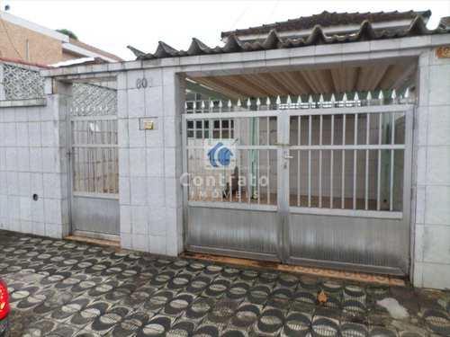 Casa, código 598 em São Vicente, bairro Vila São Jorge