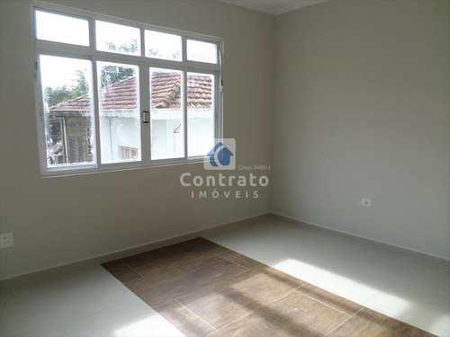 Apartamento, código 599 em São Vicente, bairro Parque São Vicente