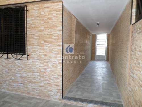 Casa, código 585 em São Vicente, bairro Esplanada dos Barreiros