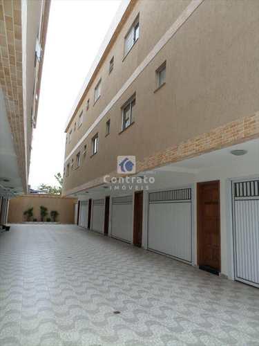 Casa de Condomínio, código 579 em Santos, bairro São Jorge