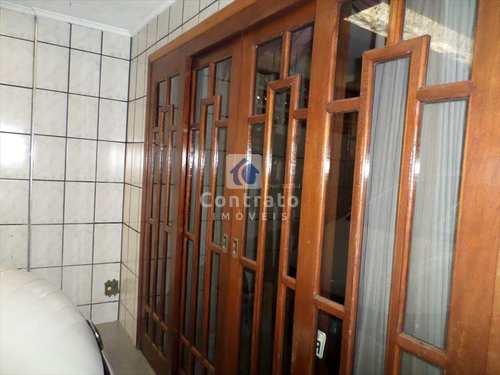 Casa, código 553 em São Vicente, bairro Vila São Jorge
