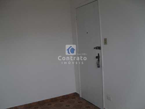 Apartamento, código 525 em São Vicente, bairro Vila São Jorge
