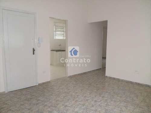 Apartamento, código 549 em São Vicente, bairro Vila Cascatinha