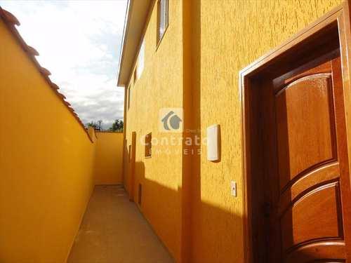Sobrado, código 467 em São Vicente, bairro Vila São Jorge