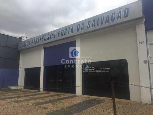 Salão, código 778 em Campinas, bairro Botafogo