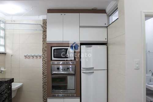 Apartamento, código 787 em São Vicente, bairro Itararé