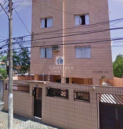 Apartamento, código 789 em São Vicente, bairro Vila Cascatinha
