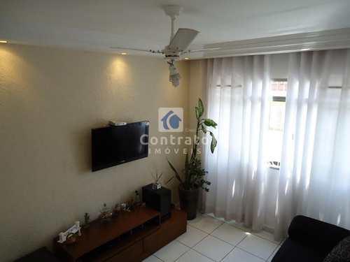 Apartamento, código 791 em São Vicente, bairro Jardim Guassu