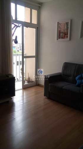 Apartamento, código 803 em São Vicente, bairro Vila Jockei Clube