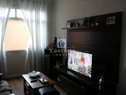 Apartamento, código 807 em São Vicente, bairro Vila Valença