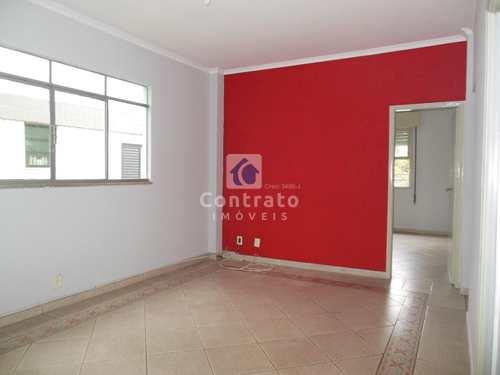 Apartamento, código 819 em São Vicente, bairro Vila Valença
