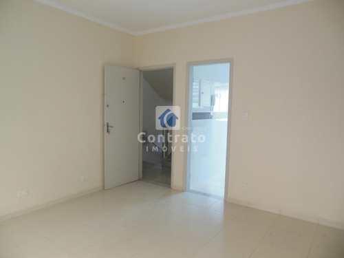 Apartamento, código 820 em São Vicente, bairro Vila Cascatinha