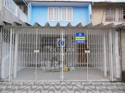 Casa, código 832 em São Vicente, bairro Vila São Jorge