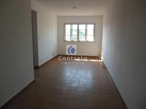 Apartamento, código 833 em São Vicente, bairro Parque Bitaru