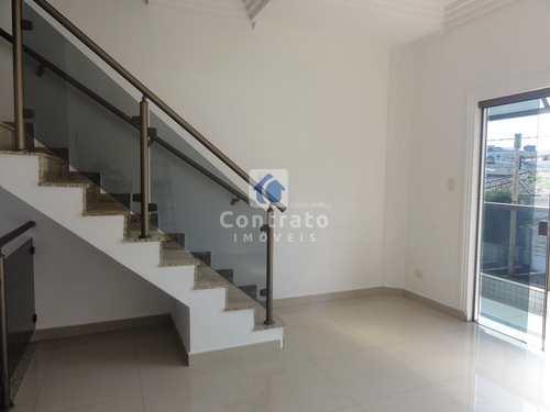 Casa, código 844 em São Vicente, bairro Vila Valença