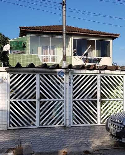Casa, código 849 em São Vicente, bairro Parque São Vicente
