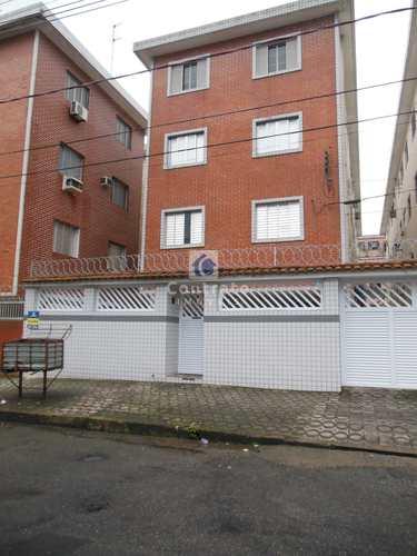 Apartamento, código 854 em São Vicente, bairro Parque São Vicente