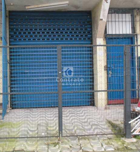 Loja, código 856 em São Vicente, bairro Vila Voturua