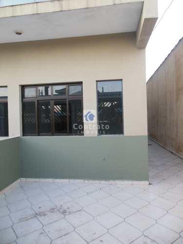 Casa, código 857 em São Vicente, bairro Jardim Paraíso
