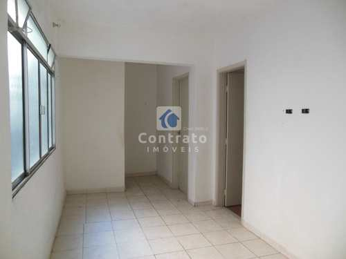 Apartamento, código 861 em São Vicente, bairro Parque Bitaru