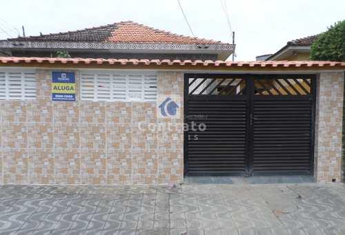 Casa, código 863 em São Vicente, bairro Vila São Jorge