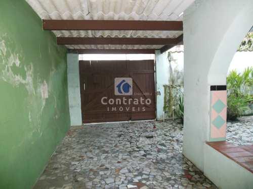 Casa, código 864 em São Vicente, bairro Jardim Paraíso