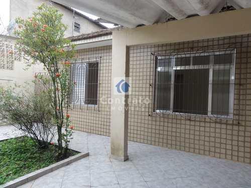 Casa, código 875 em São Vicente, bairro Vila Jockei Clube
