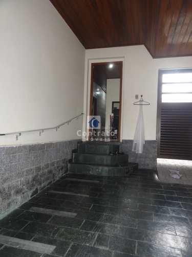 Casa, código 876 em São Vicente, bairro Parque Bitaru