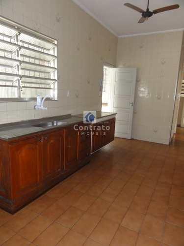 Casa, código 885 em São Vicente, bairro Vila São Jorge
