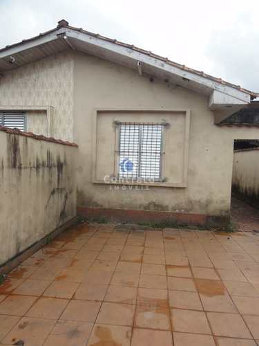 Casa, código 893 em São Vicente, bairro Catiapoa