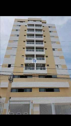 Apartamento, código 903 em São Vicente, bairro Parque Bitaru
