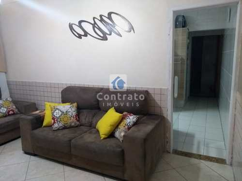 Casa, código 905 em São Vicente, bairro Vila Margarida