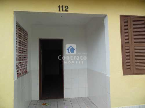 Casa, código 908 em São Vicente, bairro Catiapoa