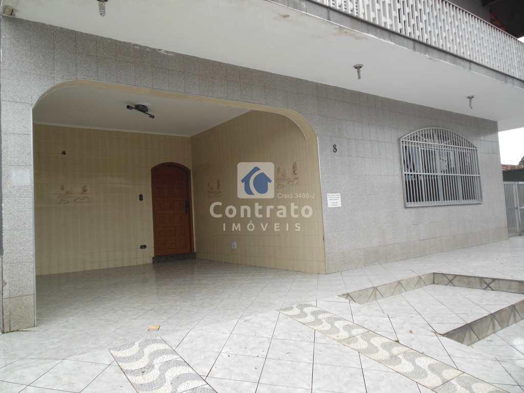 Casa em São Vicente, no bairro Parque São Vicente