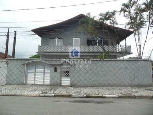 Casa, código 909 em São Vicente, bairro Parque São Vicente