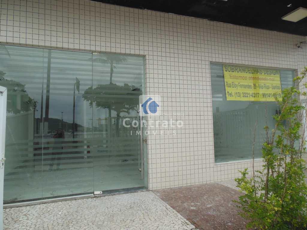 Loja em Santos, no bairro Ponta da Praia