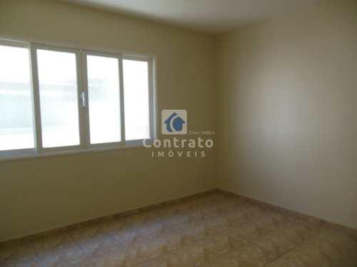 Apartamento, código 947 em São Vicente, bairro Centro